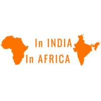 in INDIA in AFRICA