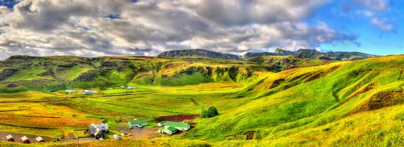 Island fotografie