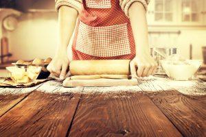 Nun, vermutlich gehört ein guter Pizzateig dann doch zu den wichtigsten Geheiminssen der italienischen Küche.