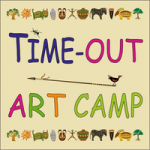 time-out art camp