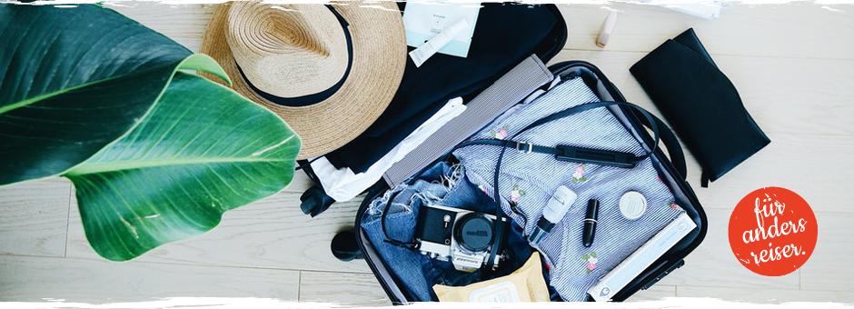 Packliste Fotoreise Kreativreisen