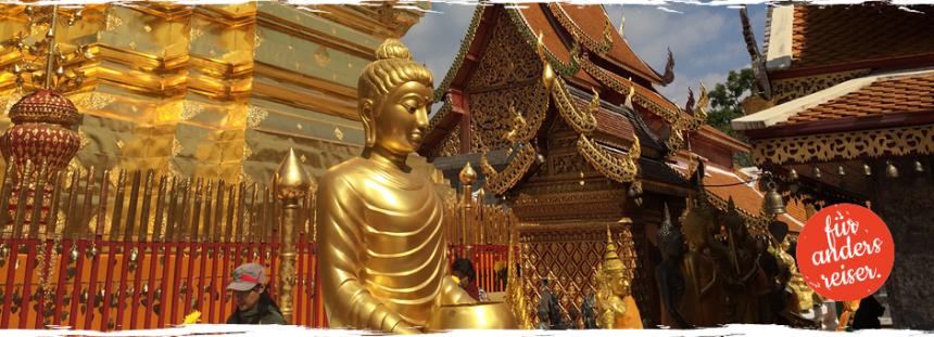 Nicht immer so ruhig - aber fast immer ein guter Ort für kreative Reisen: Asien