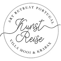 Krabax Kunstreisen Logo